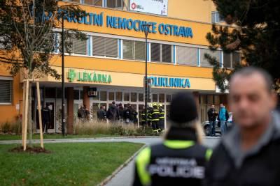 Penembakan di Rumah Sakit di Ceko Tewaskan 8 Orang