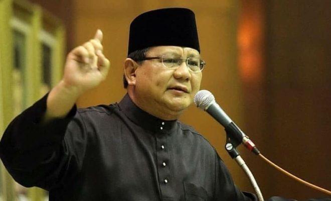 Singgung Asing Niat Pecah Belah Indonesia, Prabowo Ajak Bersatu Seluruh Elemen Bangsa