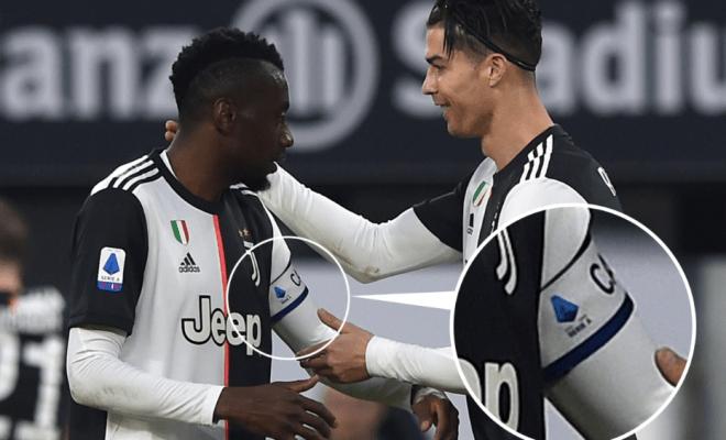 TIKTAK.ID - Cristiano Ronaldo Enggan Ditunjuk Jadi Kapten Juventus, Ini Alasannya