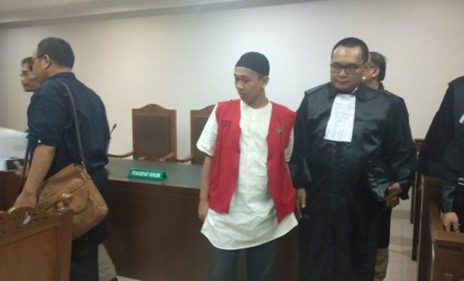 Di Persidangan, Hermawan Susanto Mengaku Jokowi yang Akan Dipenggal Bukan Jokowi Presiden