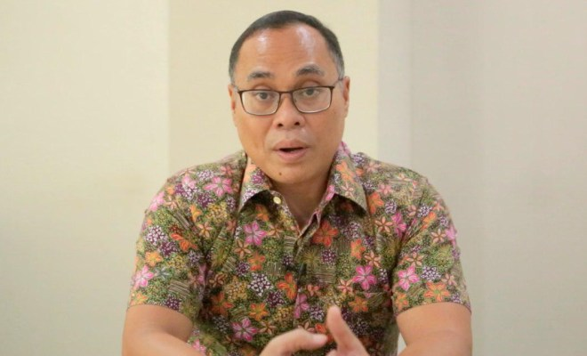 Hikmahanto Juwana Mengatakan Soal Natuna Cobaan Soliditas Kabinet Jokowi