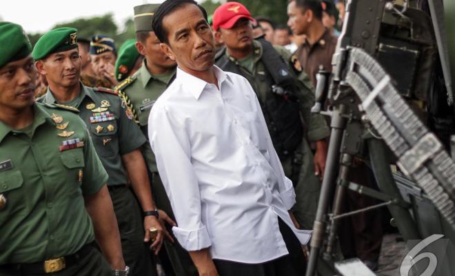 TIKTAK.ID - Jokowi inginkan sistem senjata AWS, mesin pembunuh otomatis yang masih dianggap kontroversial