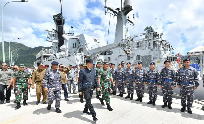 TIKTAK.ID - Mantap! Saksikan Jokowi Tegas Soal Natuna, China Berubah 180 Derajat