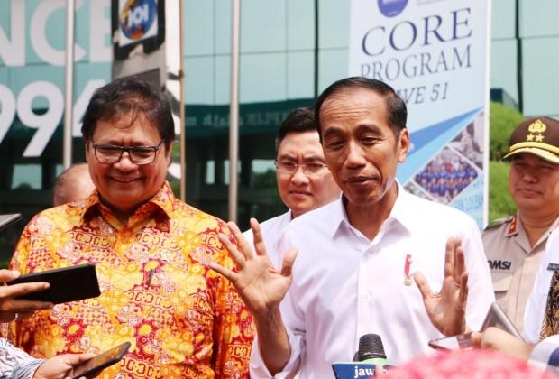 Jokowi Ajak Asing Untuk Pembangunan Ibukota Baru