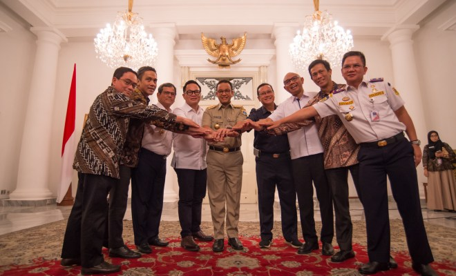 Kala Anies puji leadership Jokowi