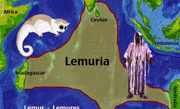 TIKTAK.ID - Ternyata Ada Benua Hilang di Bumi Kita, Benua Lemuria