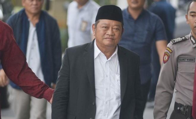 OTT Bupati Sidoarjo Saiful Ilah, Gebrakan Pertama Firli Cs