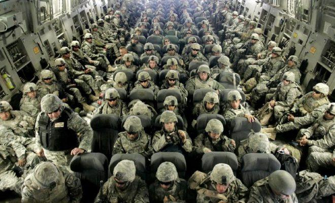 Pasukan Amerika Bayaran Datang ke Arab Saudi