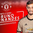 Reaksi Heboh Netizen Usai Bruno Fernandez Resmi Gabung Manchester United