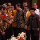 Tak Diundang Munas Hanura, Jokowi Ingatkan Stop Politik SARA