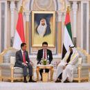 Tiga Perusahaan BUMN ini 'Kecipratan' Rezeki Saat Pertemuan Jokowi dengan Putra Mahkota Abu Dhabi