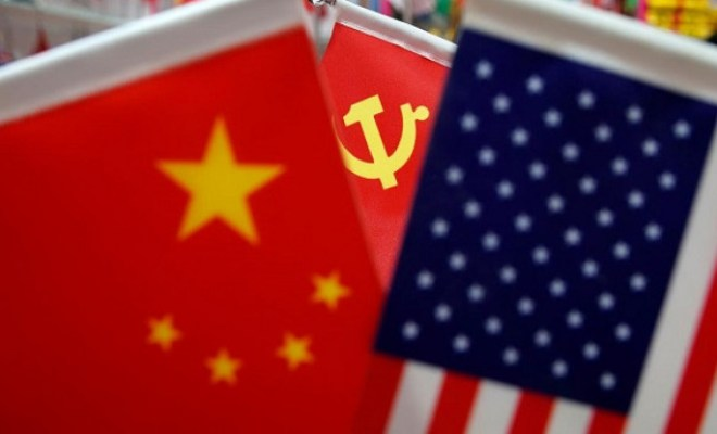 China Ditiduh Retas Equifax