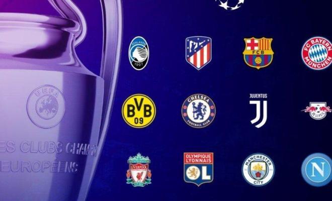 Jadwal Liga Champion 16 Besar