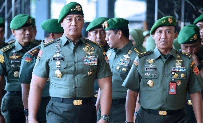 KASAD: Dony Pedro 'King of The King' Perwira TNI Aktif, Sudah Jalani Proses Hukum di Peradilan Militer