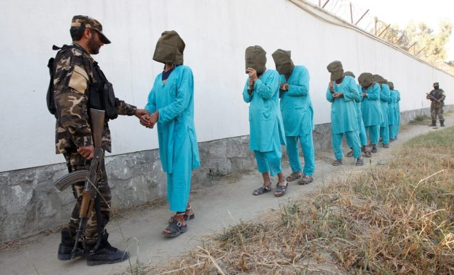 Kompensasi Perjanjian Damai Amerika-Taliban, 5.000 Tahanan Taliban Akan Dibebaskan