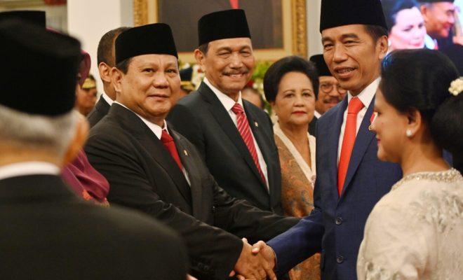 Luhut Ungkap Pengakuan Prabowo yang Senang Kerja Bantu Jokowi