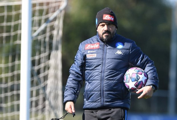Jelang Laga Napoli vs Barcelona: Gattuso Siapkan Jebakan untuk Lionel Messi
