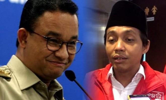 PSI Ajak Partai Politik dan Masyarakat Jegal Anies Maju Pilpres 2024
