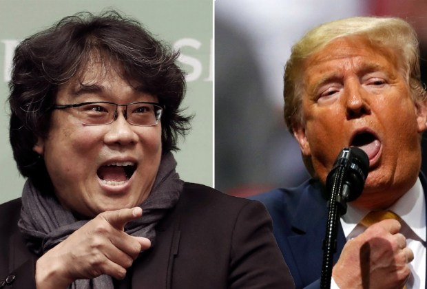 Gara-Gara Julid dan Ejek Film Parasite Tak Layak Menangi Oscar, Trump 'Dibantai Habis' Netizen Korea