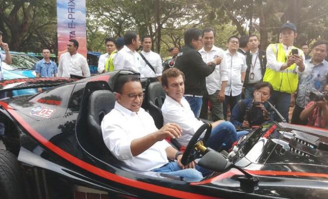 Akibat Corona, Formula E Batal