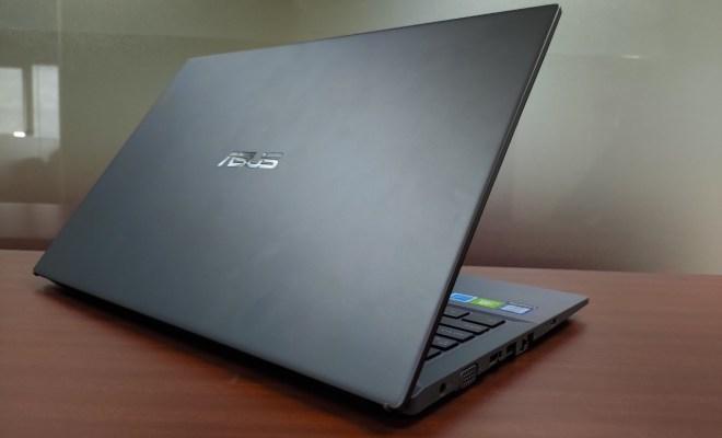 TIKTAK.ID - Asus ExpertBook P3540FB: Bodi Tipis, Layar 15 Inci, Baterai Awet