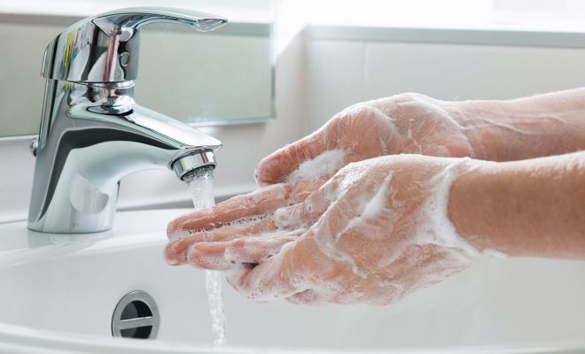 Cara Cuci Tangan Tepat Agar Kondisi Kulit Tetap Sehat