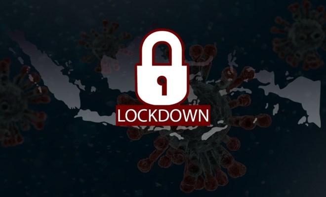 Gak Main-main! Jika Indonesia Jadi Lockdown, Keluar Rumah Bisa Dipenjara atau Kena Denda 100 Juta