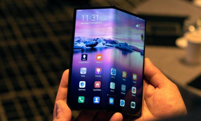 Huawei Mate Xs Disebut Smartphone 5G Tercepat