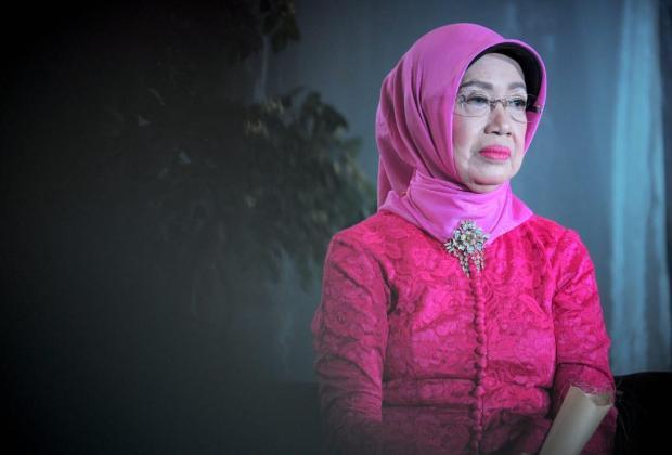 Istana Berduka, Sore ini Ibunda Presiden Jokowi Meninggal Dunia di Rumah Sakit Surakarta