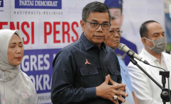 TIKTAK.ID - Gara-gara Kebijakan Pencegahan Corona, SBY Tak Undang Jokowi ke Kongres Demokrat