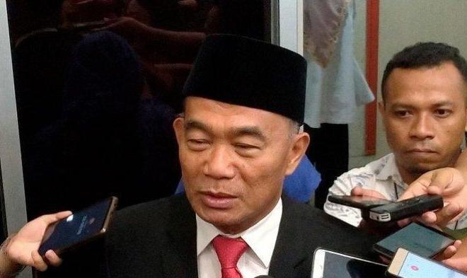Menteri PMK Muhadjir Effendy