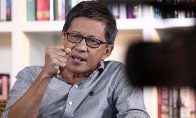 Rocky Gerung Soal Netizen yang Bully Anies