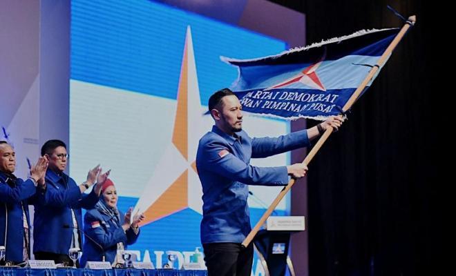 Sah Jabat Ketum Demokrat, AHY Bisa Jadi Tren 'Saatnya Kiprah Anak Muda Mulai Mengemuka'