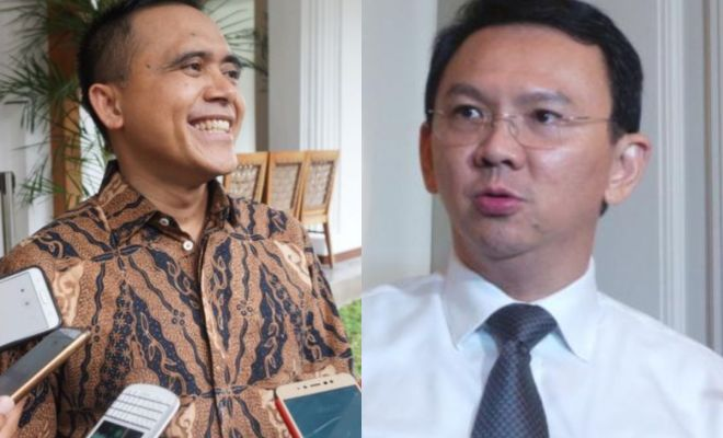Sosok Bos Ibu Kota Baru Pilihan Jokowi, Masinton Pasaribu Prediksi Pakai Urutan Abjad, Azwar Anas atau Ahok?