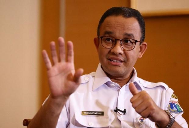 TIKTAK.ID - Wow, Anies Temukan Terobosan Baru Atasi Banjir Jakarta, Bahkan di Era Jokowi-Ahok Tidak Dilakukan