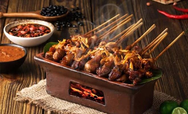 Cicipi Nikmat Lezatnya Sate Ayam Khas Ponorogo
