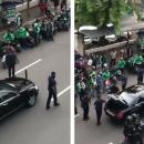 Diam-diam, Jokowi Telah Bagikan Puluhan Ribu Paket Sembako pada Warga Kurang Mampu