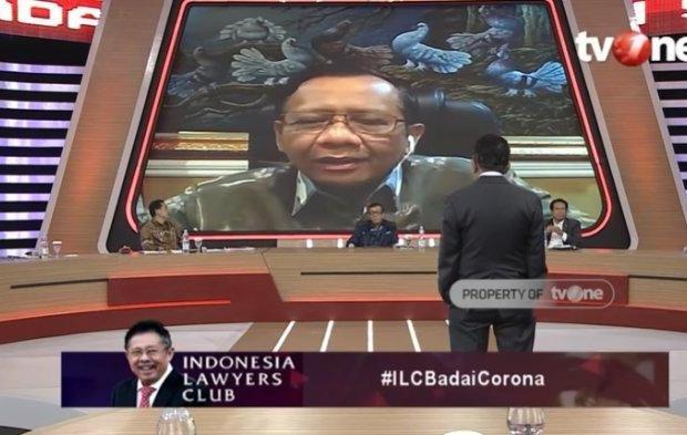 Tampil di ILC TV One, Menteri Jokowi Bilang Ada yang Adu Domba Pusat dan DKI