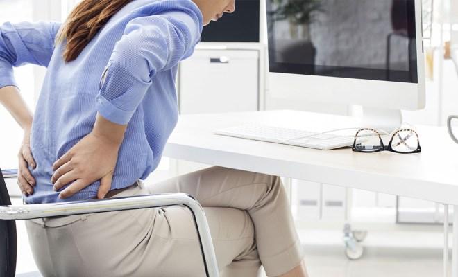 Masalah Sakit Punggung dan Cara Mengatasinya