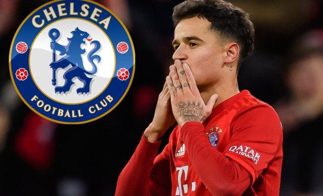 Misi Chelsea Datangkan Coutinho Sudah Dimulai