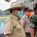 Wabah Covid-19 Belum Berakhir, Apa Saja Kontribusi Menhan Prabowo Subianto?