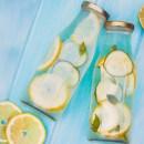 Sejumlah Manfaat Minum Air Lemon Setiap Pagi