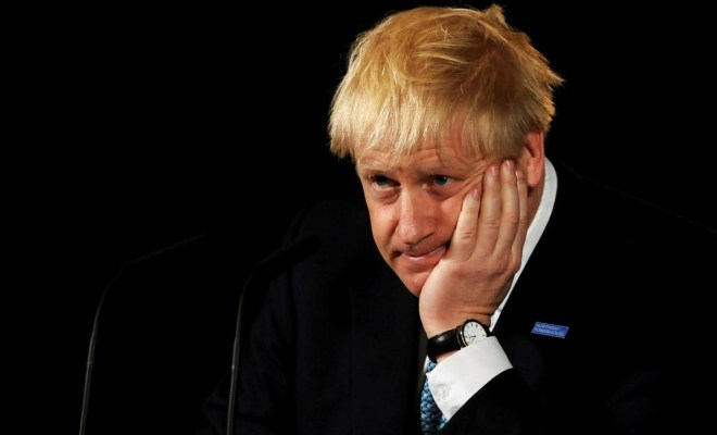 Positif Corona, Kondisi PM Inggris Boris Johnson Memburuk Usai 24 Jam Dirawat