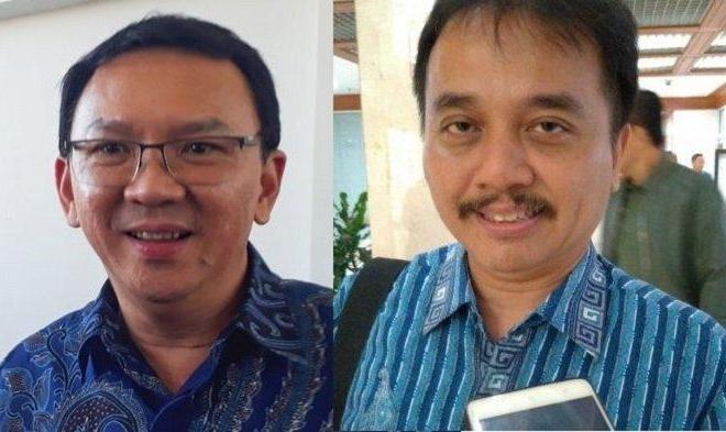 Serang Ahok, Roy Suryo Akui Kecewa dan Jijik Soal Penunjukan Komut Pertamina hingga Kabar Ahok Maju Pilpres 2024