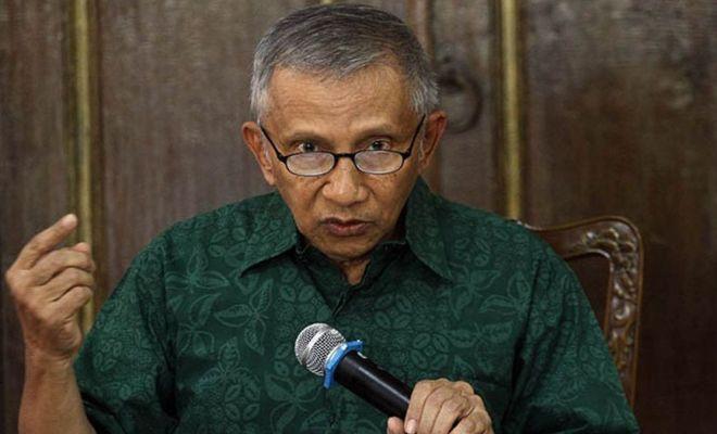 Ditanya Soal Sikap Prabowo yang Berubah Pasca Pilpres 2019 Malah Dukung Jokowi, Begini Jawaban Amien Rais
