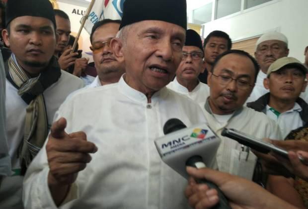Amien Rais Buka-bukaan Soal Prabowo Versus Anies pada Pilpres 2024