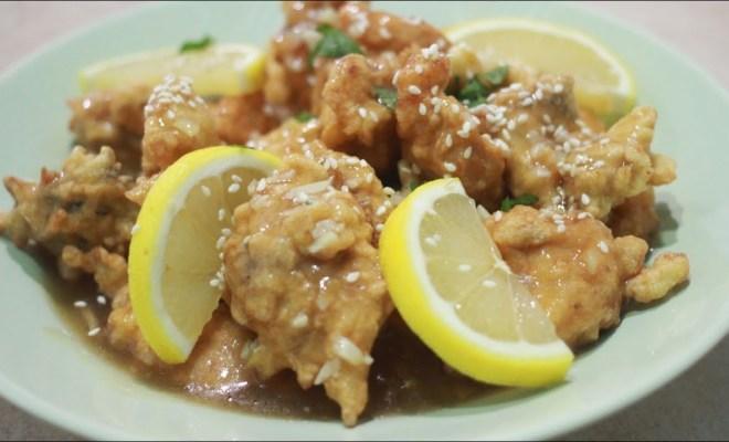 Chef Michelin Star Bagikan Resep Ayam Goreng Crispy Lemon Saus Plum