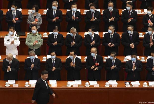 Beijing Siapkan UU Keamanan Baru Hong Kong untuk 'Lawan Terorisme'