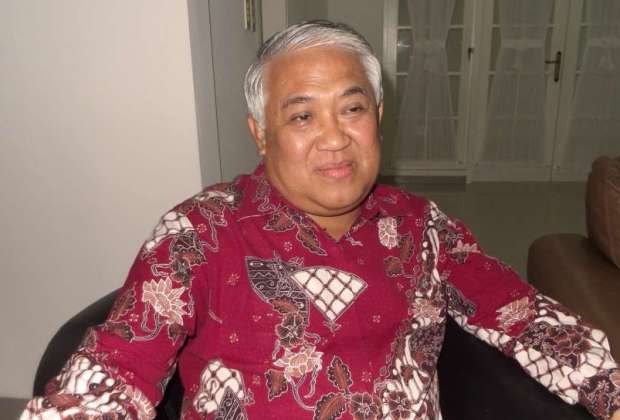 Din Syamsuddin: Jokowi Pernah Minta Bantuan Muhammadiyah untuk Hadapi Mafia di Berbagai Sektor