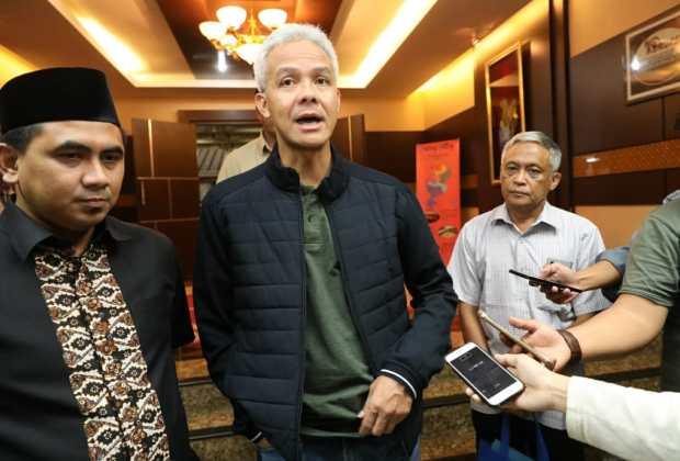 Iuran BPJS Kesehatan Naik, Ganjar Sebut Jokowi Pasti Berat Ambil Keputusan Tak Populer